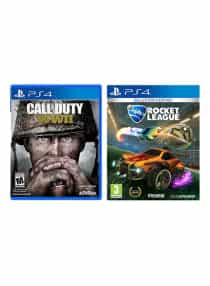 Call Of Duty: WWII + Rocket League - PlayStation…