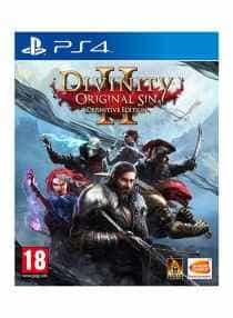 Compare Divinity    Original Sin  2  :  Definitive Edition    PlayStation 4  at KSA Price