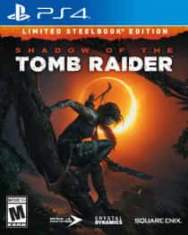 Shadow Of The Tomb Raider : Limited Steelbook…