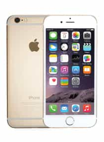 iPhone 6 With FaceTime Gold 64GB 4G LTE