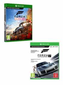 Forza Horizon 4 + Forza Motorsport 7 -…