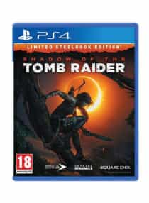 Shadow Of The Tomb Raider - Limited SteelBook…