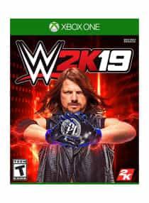 Compare WWE  2K19    Xbox One  at KSA Price