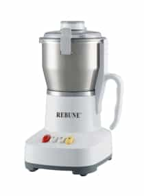 Compare Countertop Electric Coffee Grinder RE 2 052 White Silver  at KSA Price