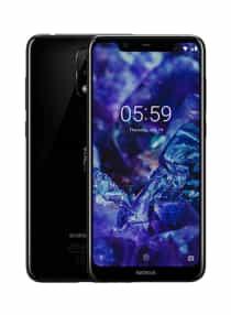 5.1 Plus Dual SIM Black 32GB 4G LTE