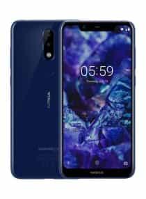 5.1 Plus Dual SIM Blue 32GB 4G LTE