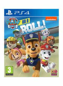 Paw Patrol: On A Roll - PlayStation4