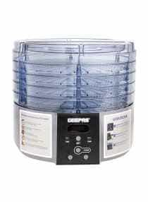 Compare Single Tray Food Dehydrator 520W GFD63013UK Transparent  at KSA Price