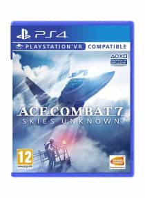 Compare Ace  Combat 7:  Skies Unknown    PlayStation 4   at KSA Price