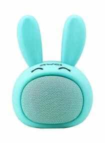 Compare Bunny Rabbit Portable Bluetooth Speaker Blue at KSA Price