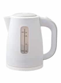 Compare Electric Water Kettle 1.7L 90551 02 White at KSA Price