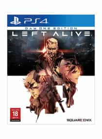 Compare Left Alive Day  One  Edition     Playstation 4  GCAM  at KSA Price
