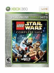 Compare LEGO Star Wars The  Complete Saga    Xbox 360   at KSA Price