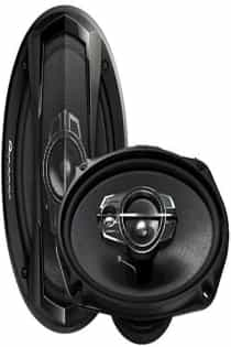 Compare TS A6975S 220W 6   x 9  Inch 3  Way  Car  Speaker  Black   at KSA Price