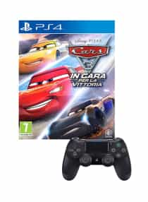 Compare Cars 3  Driven To  Win  +  DualShock 4  Wireless Controller Bundle    PlayStation 4   at KSA Price