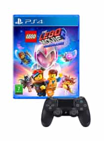 Compare The  Lego Movie 2   Gcam  +  DualShock 4  Wireless Controller Bundle    PlayStation 4   at KSA Price