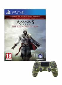 Compare Assassin s Creed: The  Ezio Collection  With Controller  at KSA Price