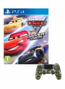 Compare Cars 3  Driven To  Win   With Controller  at KSA Price