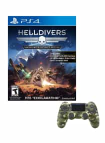 Compare Helldivers  With Controller  at KSA Price