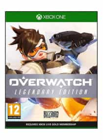 Compare Overwatch Legendary Edition    Xbox One     Action &  Shooter    Xbox One   at KSA Price