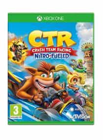 Compare CTR: Crash Team Racing Nitro Fueled  Intl Version     Adventure    Xbox One   at KSA Price