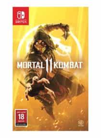 Compare Mortal Kombat 11  English Arabic  Intl Version     Fighting    Nintendo Switch  at KSA Price