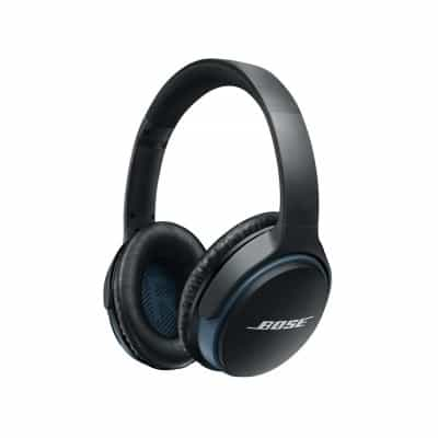 Bose SoundLink Around-Ear Bluetooth Headphones Black