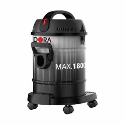 Dora DVC1800VD Vacuum Cleaner Drum 1800W Stainless…