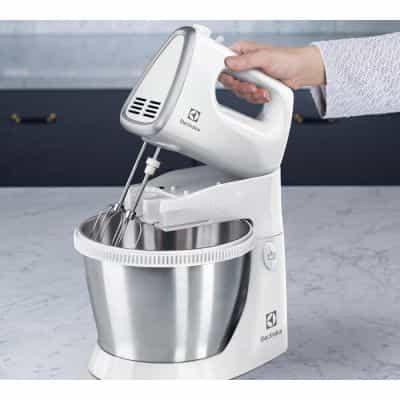 Electrolux EK-ESM3300AR Hand Mixer 450W White