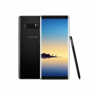 Samsung Galaxy Note 8 64GB  4GLTE Dual Sim Black
