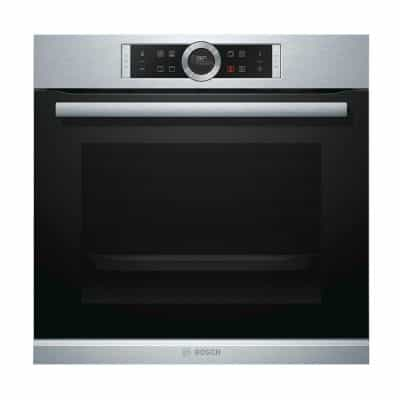 Bosch Built-in oven 60 cm steel built-in electric…