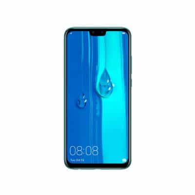 Compare Huawei Y9  2019 4GB  RAM  64GB 4G  LTE  Dual Sim  Blue at KSA Price