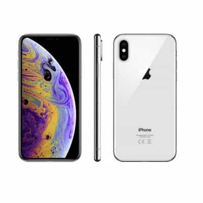 Compare Apple iPhone XS  256GB Silver at KSA Price