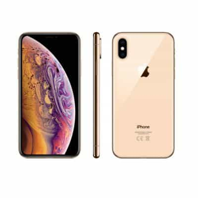 Compare Apple iPhone XS  512GB Gold at KSA Price