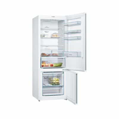 Bosch KGN56VW40B Bottom Freezer Refrigerator 2…