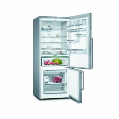Bosch KGN76AI40B Bottom Freezer No Frost Refrigerator…
