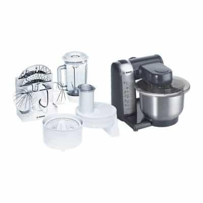 Bosch MUM46A1GB Kitchen Machine 550W Silver