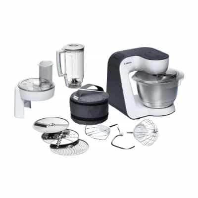 Bosch MUM52120GB Kitchen Machine 700W White