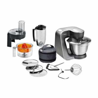 Bosch MUM57830GB Kitchen Machine 900W Silver
