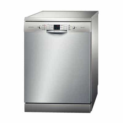 Bosch SMS68L08GC Free Standing Dishwasher Stainless…