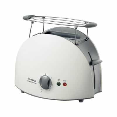 Bosch TAT6101GB 2 Slice Toaster with Accessories…