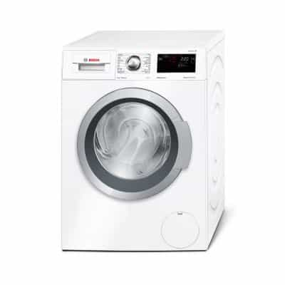 Compare Bosch WAT28560SA Front Loading Washing Machine 9KG  White at KSA Price