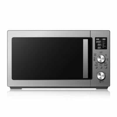White Westinghouse WMW25VAF Microwave with Air…