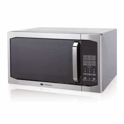 White Westinghouse WMW42VG Microwave Oven with Grill…