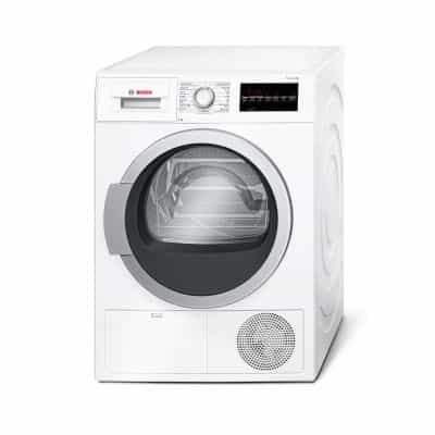 Bosch WTG86400SA Front Load Dryer 8KG White