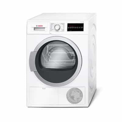 Bosch WTG86400SA Front Load Dryer 8KG White