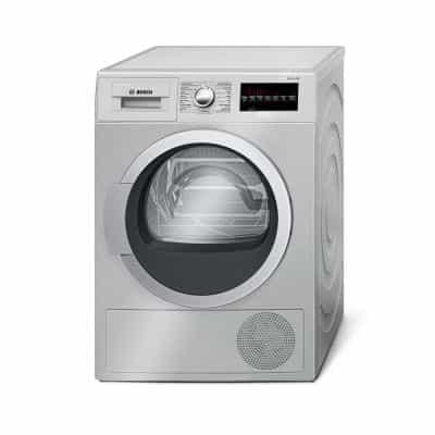 Bosch WTG8640SSA Front Load Dryer 8KG Silver