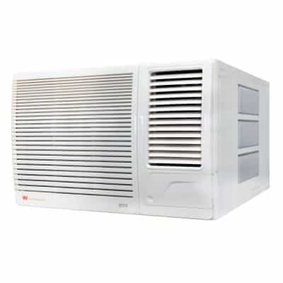 Compare White Westinghouse WWA25G6HR Window AC  21500 BTU  Cooling Heating 230V 6  Star 5  Year Warranty White at KSA Price