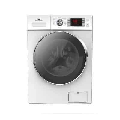 White Westinghouse WWFL08VW Front Loading Washing…