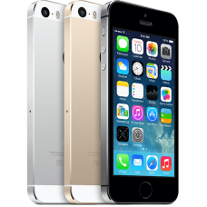 iPhone 5S 32GB -silver